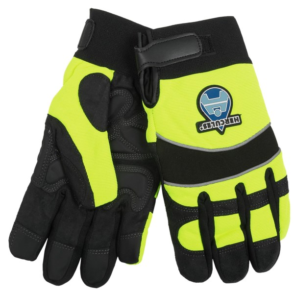 Auclair Mechanics Gloves - Waterproof, Insulated (For Men)