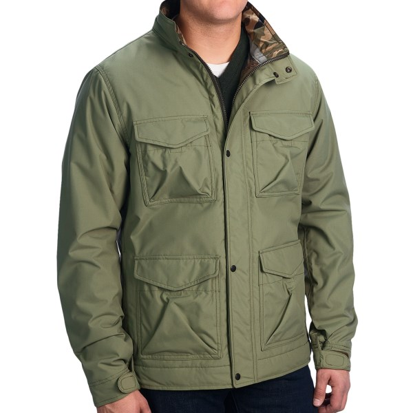 Relwen Woven Ridge Jacket - Insulated (for Men)