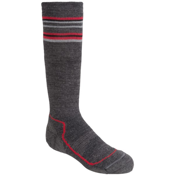 Lorpen Junior Ski Socks - Merino Wool  Mid-calf (for Kids And Youth)