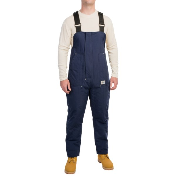 Walls Workwear Polar 10 Cooler Bib Overalls - Insulated (For Men)