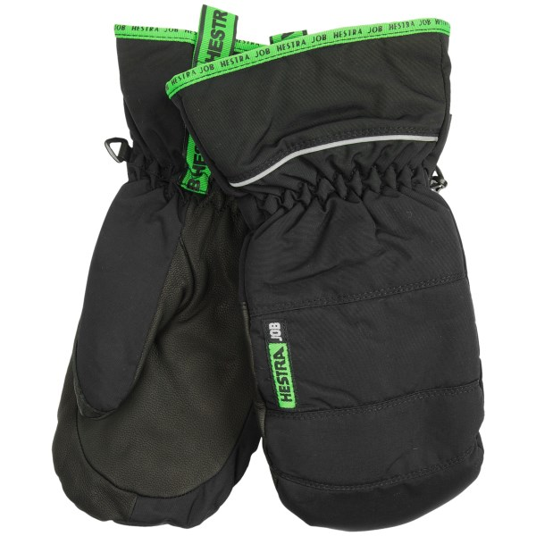 Hestra JOB Gore-Tex(R) Base Mittens - Waterproof, Insulated (For Men)