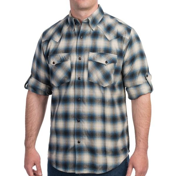 Outback Trading Desert?s Winter Shirt - UPF 30, Long Sleeve (For Men)