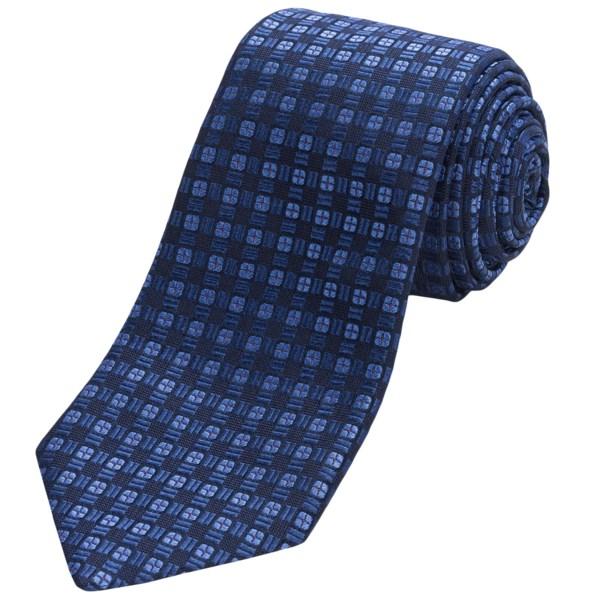 Altea Gange Check Tie - Silk (For Men)