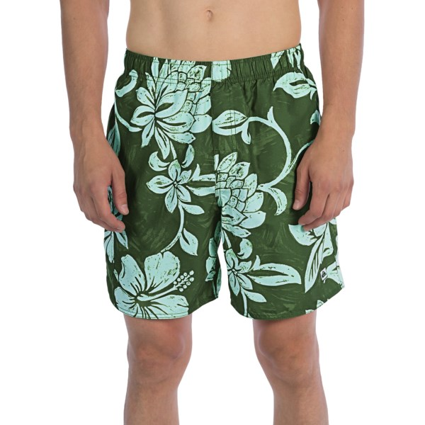 Quiksilver Pareo Volleys Boardshorts - Built-In Briefs (For Men)
