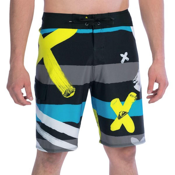 Quiksilver A Little Tude Boardshorts (For Men)