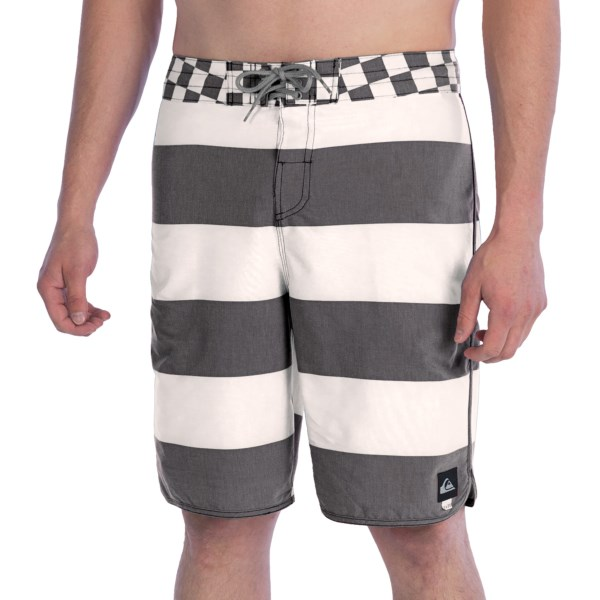 Quiksilver Briggs Scallop Boardshorts (for Men)