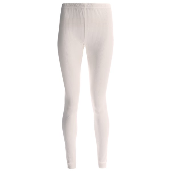 Terramar Jacquard Silk Base Layer Bottoms - Lightweight (For Women)