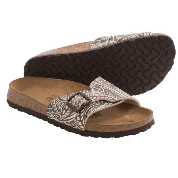 Birki?s by Birkenstock Catalina Mayan Sandals - Birko-flor(R) (For Women)