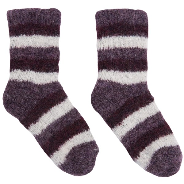 B.ella Pippy Stripe Socks - Merino Wool (for Infants)