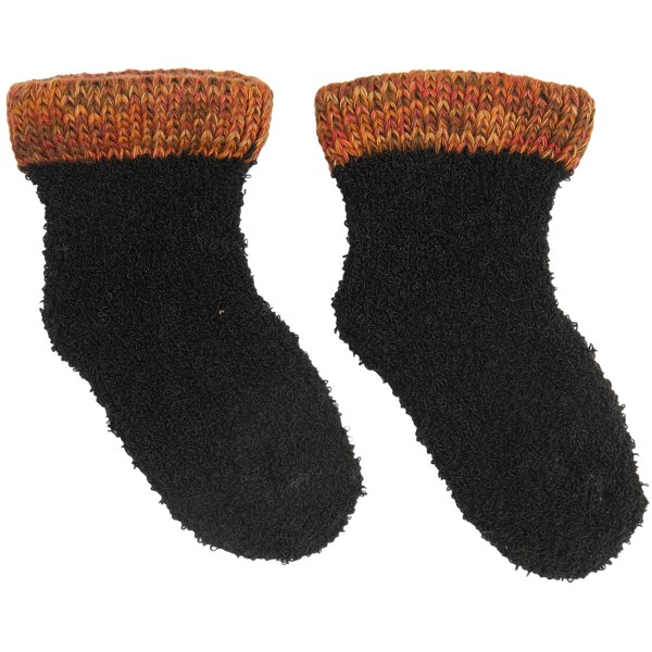 B.ella Starleta Boucle Tipped Bootie Socks (for Infants)