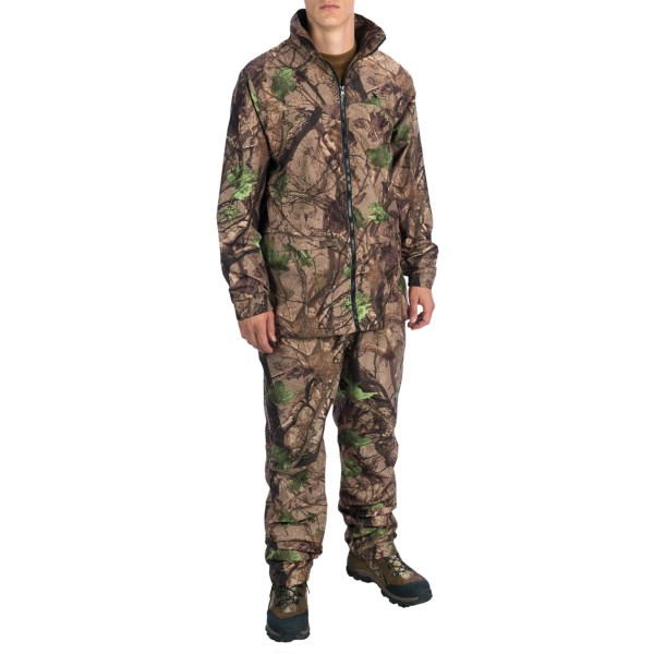 Tracker Camo Jacket/Pants Set (For Men)
