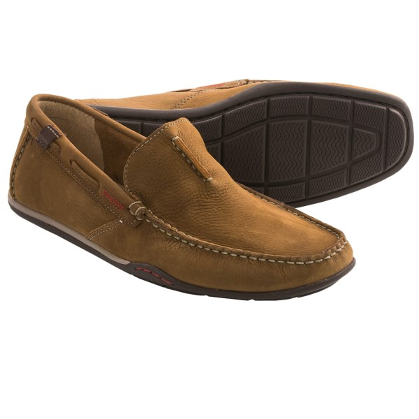 CLOSEOUTS . A classic look with a hint of modern style, Clarksand#39; Rango Rumba slip-on shoes put a little dance in your day and sway in your stride. Available Colors: TAN NUBUCK, BROWN LEATHER, SAND, RUST, NAVY. Sizes: 7, 7.5, 8, 8.5, 9, 9.5, 10, 10.5, 11, 11.5, 12, 13, 14.