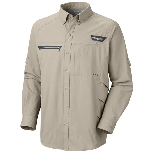 Columbia Sportswear PFG Airgill Chill Zero Shirt - UPF 50, Long Sleeve (For Men)