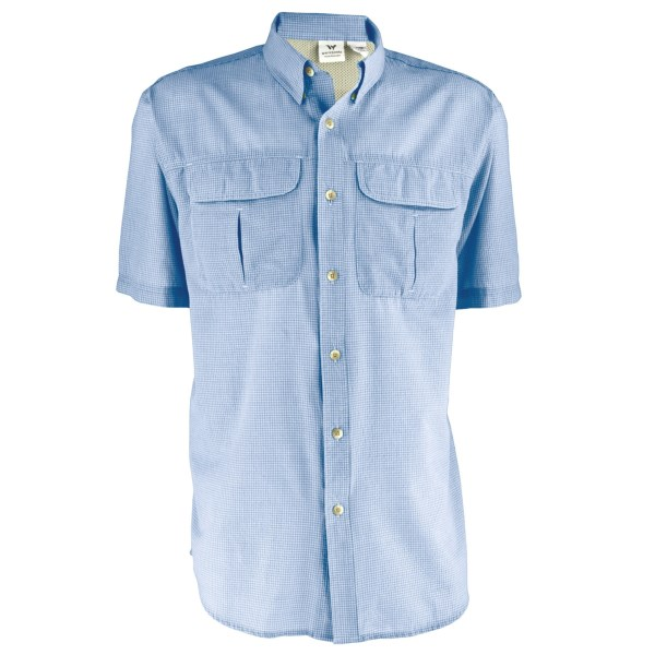 White Sierra Cancun II Shirt - Short Sleeve (For Men)