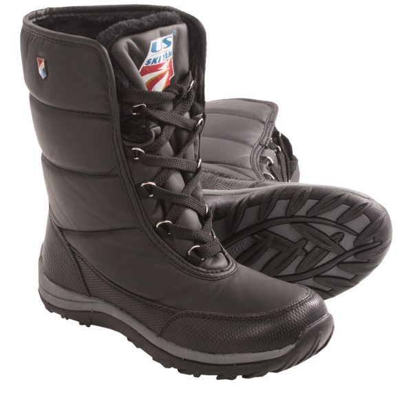 Khombu Ski Team Snow Boots - Insulated (For Women)