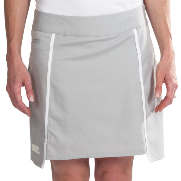 Adidas Golf Puremotion Tour Pleat Skort - Built-in Shorts (for Women)
