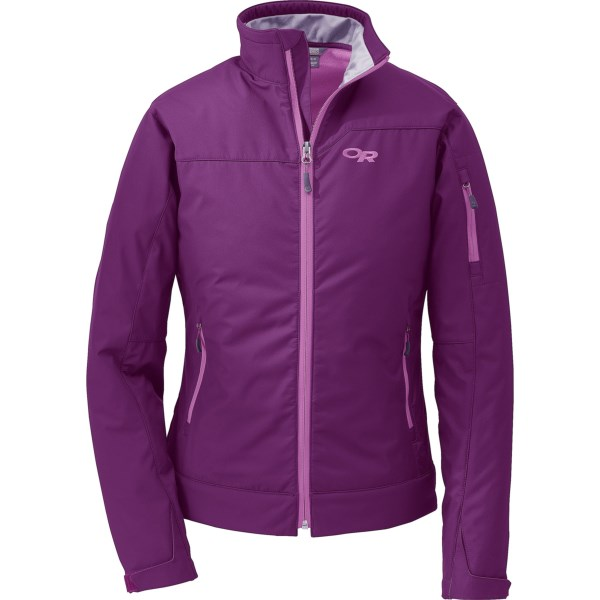 Outdoor Research Transfer Soft Shell Jacket (For Women)