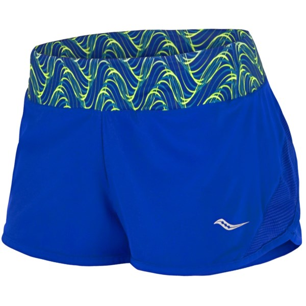 Saucony Pinnacle Shorts - Built-In Brief (For Women)