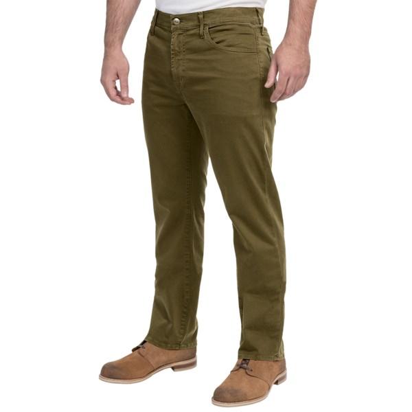 Koral Colored Slim Denim Jeans (For Men)