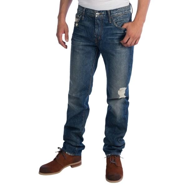 Koral 8 Months Destroyed Jeans - Slim Leg (For Men)