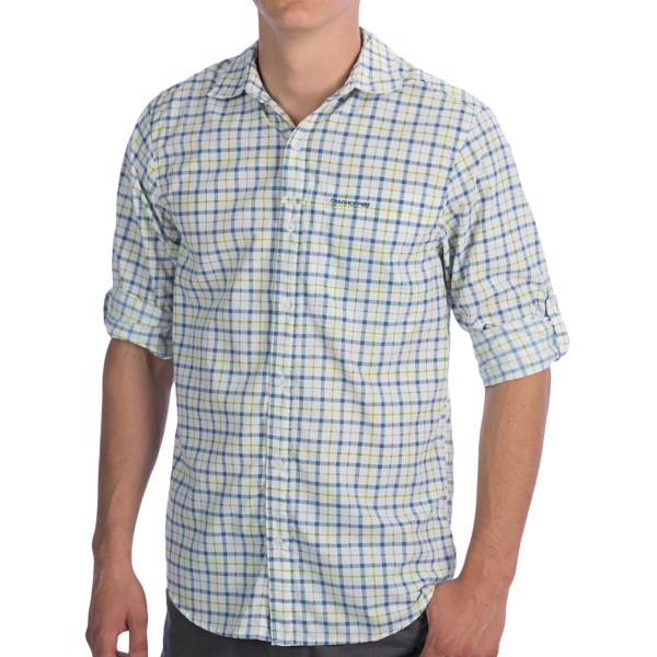 Craghoppers Miguel Shirt - Upf 40 , Insect Shield(r), Long Sleeve (for Men)