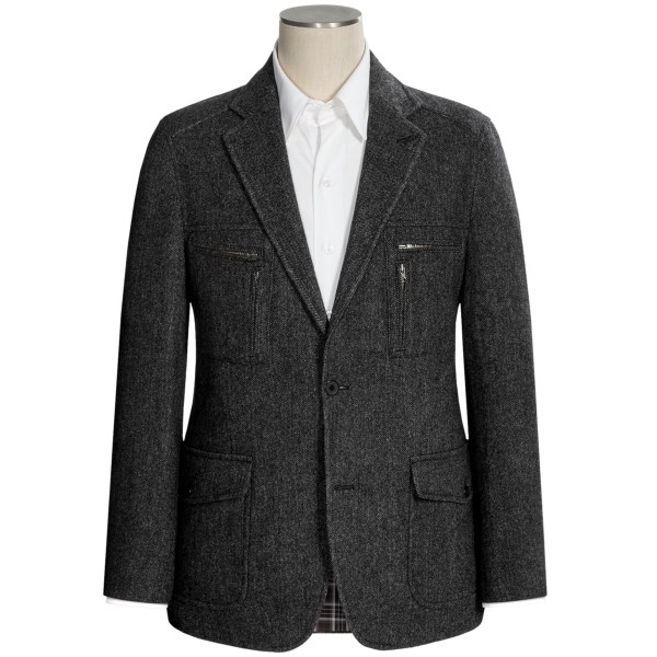 Kroon Nash Herringbone Sport Coat - Wool Blend (For Men)