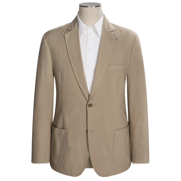 Flynt Bueller-W Sport Coat - Stretch Cotton (For Men)