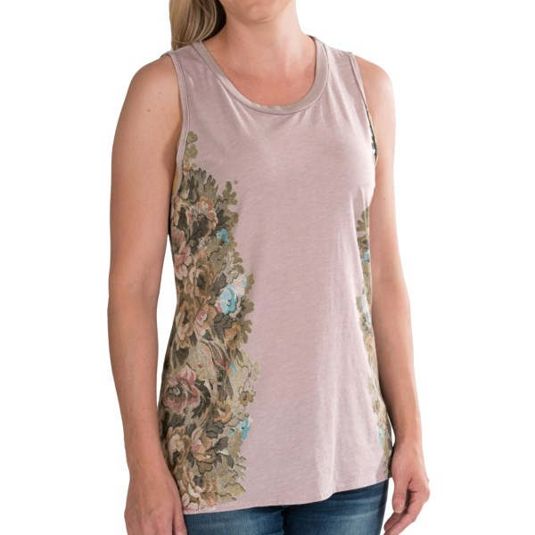 Chaser Round Neck Tank Top (for Women)