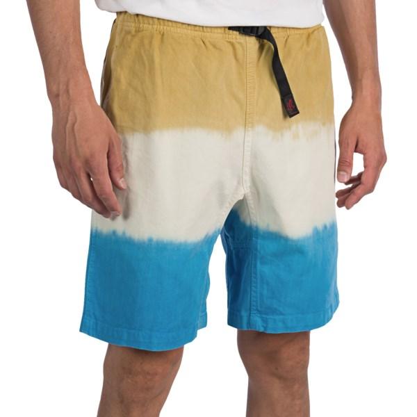 Gramicci Dip Dye G-Series Shorts - UPF 50, Cotton Twill (For Men)