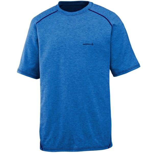 Merrell Ngeo Shirt - UPF 20 , Short Sleeve (For Men)
