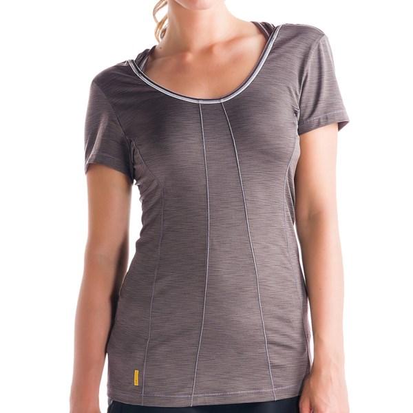 Lole Smash Shirt - UPF 50 , Short Sleeve (For Women)