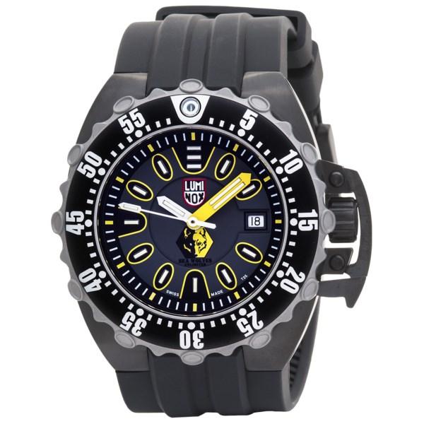 Luminox Deep Dive Watch - Rubber Strap (For Men)