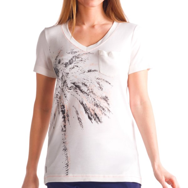 Lole Aimee T-Shirt - Short Sleeve (For Women)