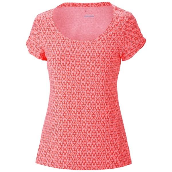 Columbia Sportswear Rocky Ridge III T-Shirt - Scoop Neck, Short Sleeve (For Women)
