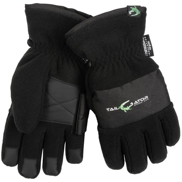 Grand Sierra Tailgator Gloves With Built-in Beverage Holder - Waterproof, Insulated (for Men)