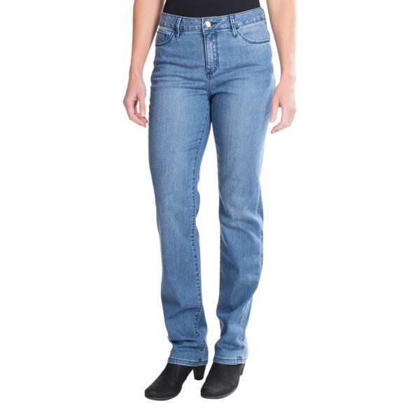Christopher Blue Madison Straight-Leg Jeans (For Women)