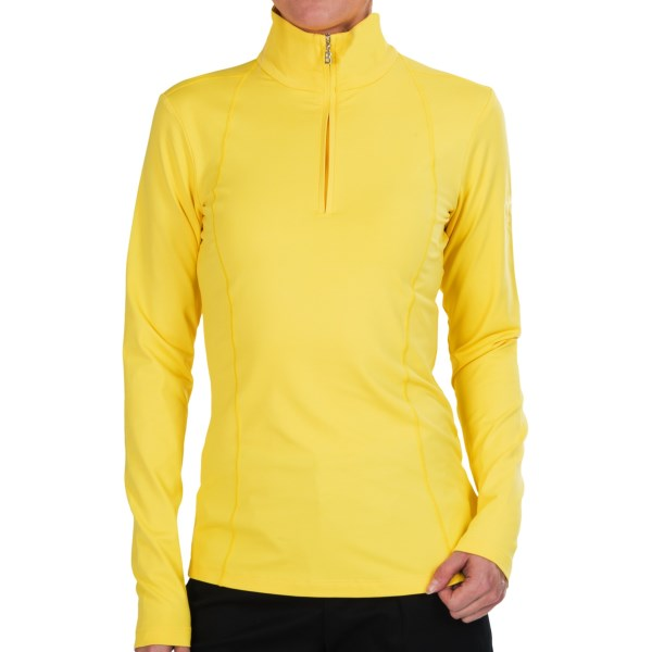 CLOSEOUTS . Perfect as a layer or outerwear, the Bogner Marna jersey shirt boasts stretchy, supportive performance fabric, superb attention to detail and an instantly enviable level of style. Available Colors: GREY, YELLOW, BLACK, BAROLO. Sizes: XS, S, M, ML, L, 2XL.
