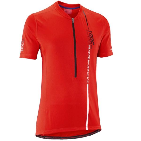Peak Performance Amasa Cycling Jersey - Short Sleeve (For Men)