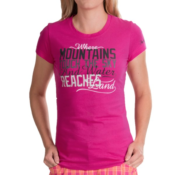 Peak Performance Frida T-Shirt - Short Sleeve (For Women)