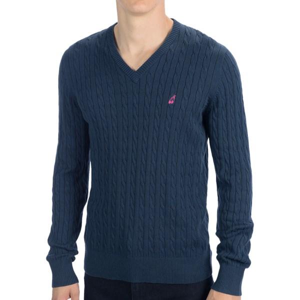 Peak Performance Brady Sweater - V-Neck (For Men)