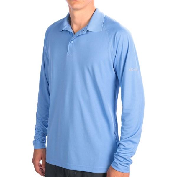 Columbia Sportswear Bunker Basin Polo Shirt - UPF 50, Long Sleeve (For Men)
