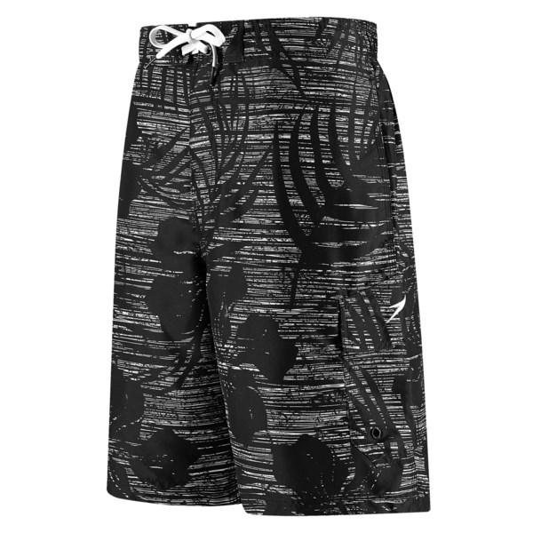 Speedo Line Drawn Floral Boardshorts - UPF 50 (For Men)
