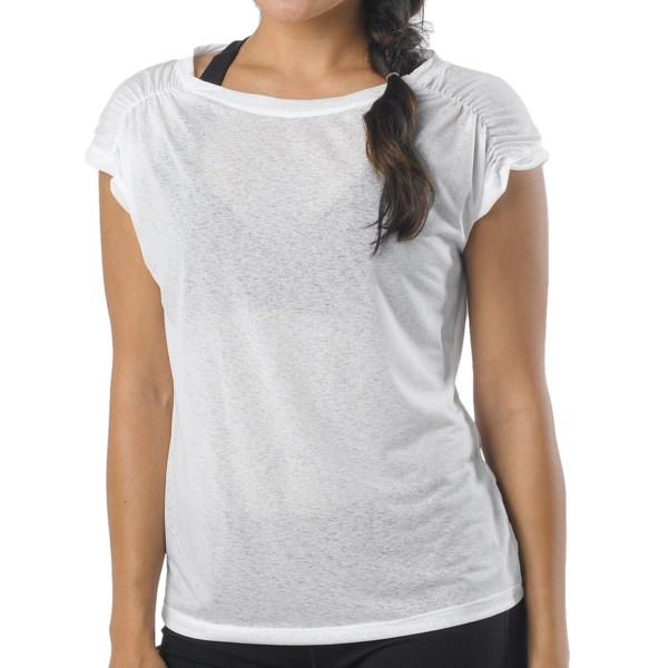 prAna Electra T-Shirt - Short Sleeve (For Women)