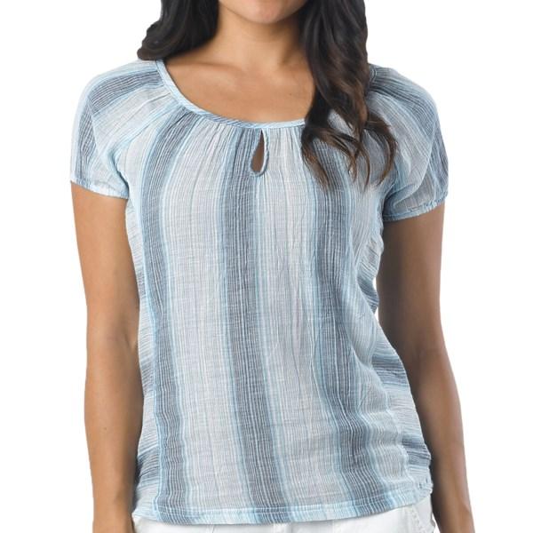 prAna Whitney Shirt - Short Sleeve (For Women)