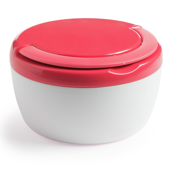 Trudeau Microwave-safe Food Container With Handle - Insulated, 12 Oz.