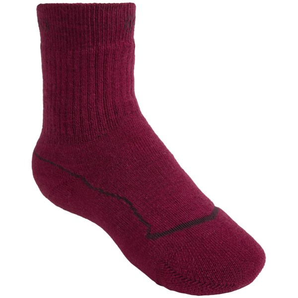 Keen Bellingham Medium Socks - Merino Wool  Crew (for Youth)