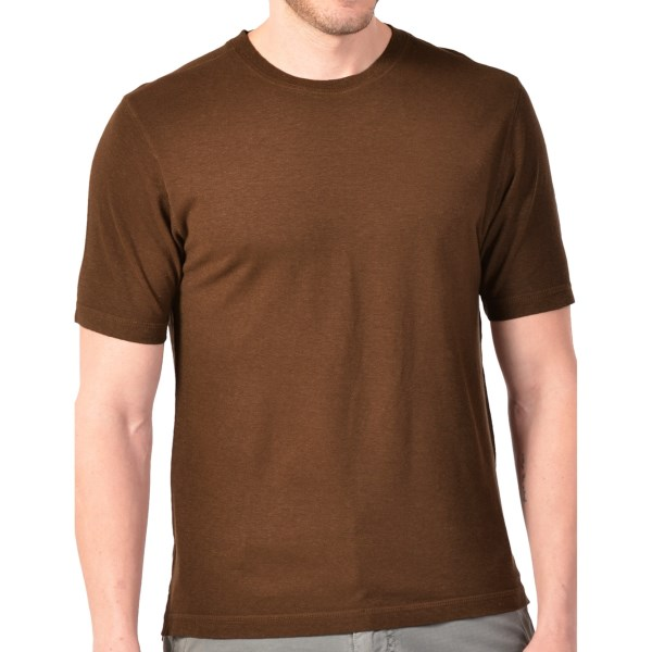 CLOSEOUTS . Upgrade your everyday tee with the performance-minded Gramicci T-shirt. Featuring UPF 20 sun protection, a soft hemp-organic cotton blend and moisture-wicking Natural Performance Technology, the Gramicci T-shirt is your new go-to for style and comfort. Available Colors: BEIGE, BLACK, CACTUS GREEN, CARBON GREY, CLOUDY GREY, COCONUT BROWN, DUSTY YELLOW, INDIGO BLUE, OX RED, RUSTY RED, SAIL BLUE, SHELL WHITE, VAPOR BLUE, AUBURN BROWN, AMBER, GREEN SPARROW, NEW NAVY, OWL BROWN, DARK WALNUT, FLANNEL GREY, ICE BLUE. Sizes: S, M, L, XL, 2XL.