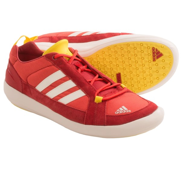 Adidas Outdoor Boat Lace DLX Water Shoes (For Men)
