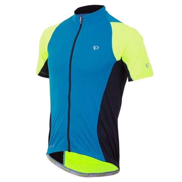 Pearl Izumi ELITE Semi-Form Cycling Jersey - Full Zip, Short Sleeve (For Men)