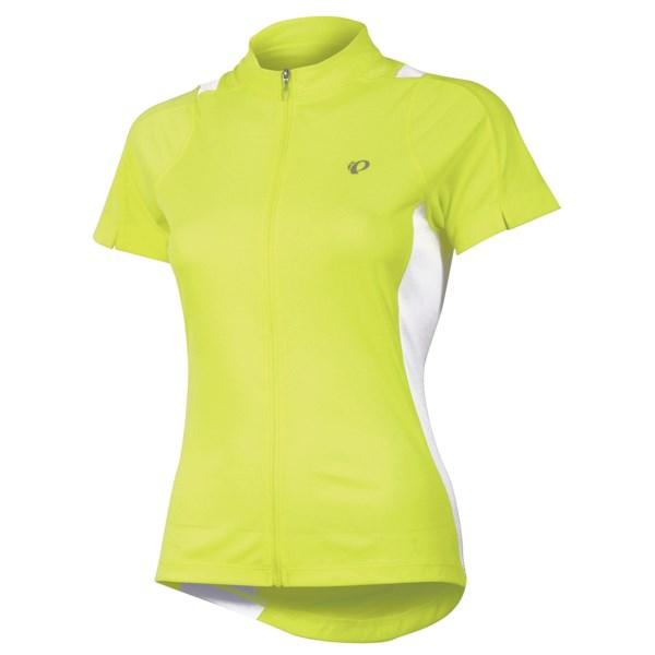 Pearl Izumi SELECT Cycling Jersey - UPF 50, Full Zip, Short Sleeve (For Women)